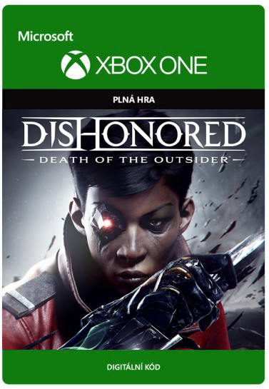 Dishonored: Death of the Outsider (Xbox ONE) - elektronicky