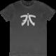 Fnatic Ess Logo, tmavě šedé (XL)