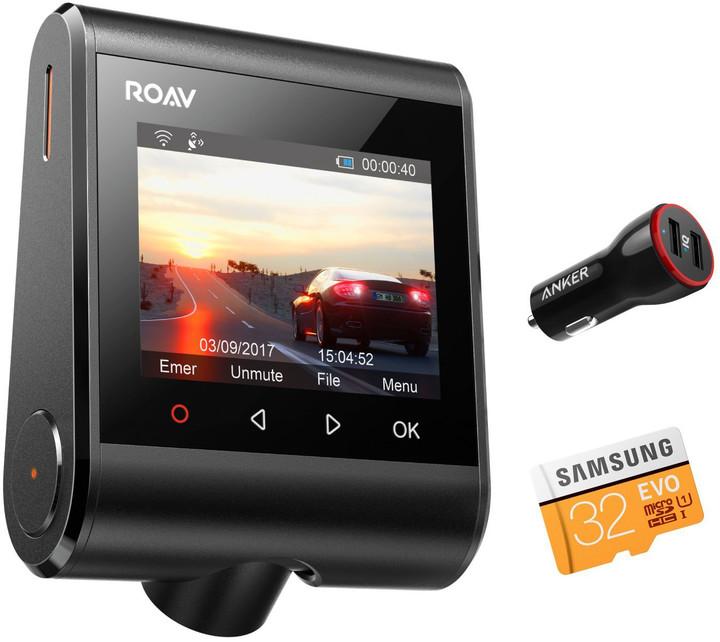 Anker Roav C1 Pro s 32GB SD kartou