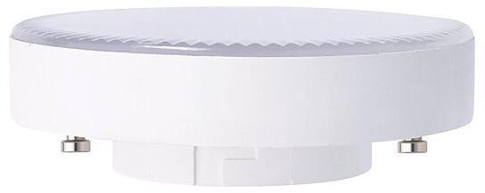 TESLA LED žárovka, GX53, 6W, 3000K, teplá bílá