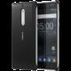 Nokia Carbon Fibre Design Case CC-803 for Nokia 5, černá  + Voucher až na 3 měsíce HBO GO jako dárek (max 1 ks na objednávku)