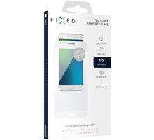 FIXED ochranné tvrzené sklo Full-Cover pro Xiaomi Redmi 6A, bílé - FIXGF-328-WH