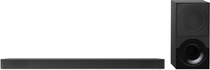 Sony HT-XF9000, 2.1, černá