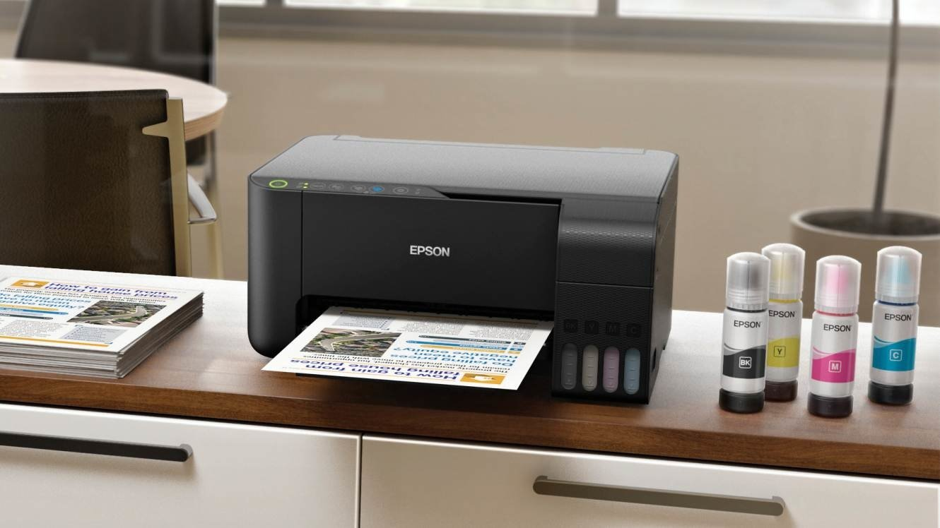 imprimante Epson A4 L3111 sublimation scaner & photocopie - supplytech maroc