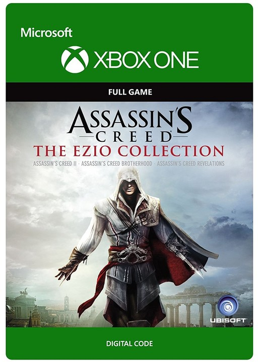 Assassin's Creed: The Ezio Collection (Xbox ONE) - elektronicky
