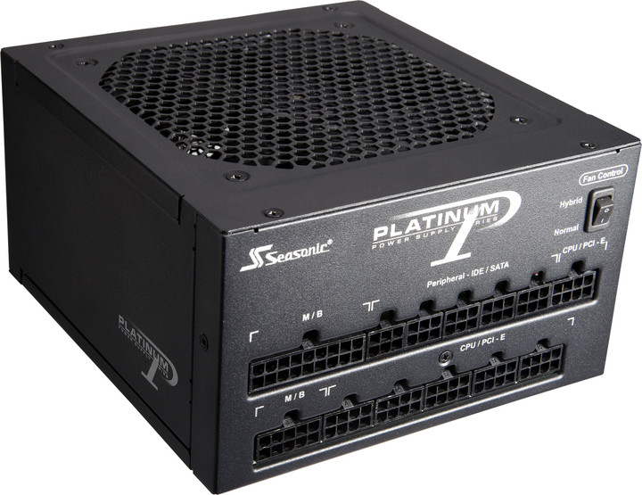 Seasonic SS-760XP2 F3 Platinum 760W
