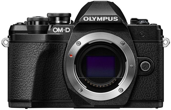 Olympus E-M10 Mark III tělo, černá