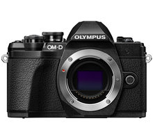 Olympus E-M10 Mark III tělo, černá - V207070BE000