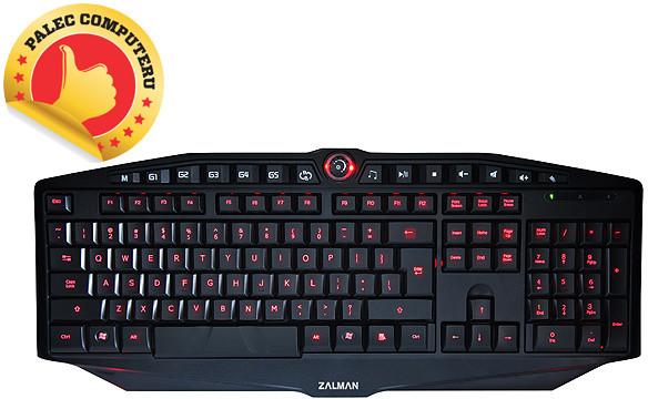 Zalman ZM-K400G Gaming, UK