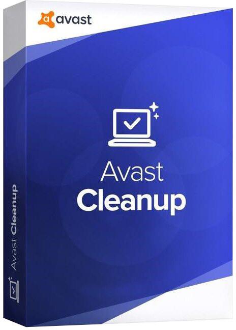 Avast CleanUp - 3 licence, (36 měs.)