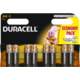 Duracell Basic AA 1500 K8 Duralock