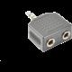 PremiumCord rozdvojka stereojack 3,5mm - 2x3,5mm M/F