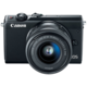 Canon EOS M100 + EF-M 15-45mm IS STM, černá