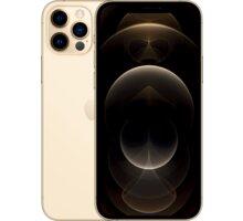 Apple iPhone 12 Pro, 128GB, Gold Kuki TV na 2 měsíce zdarma