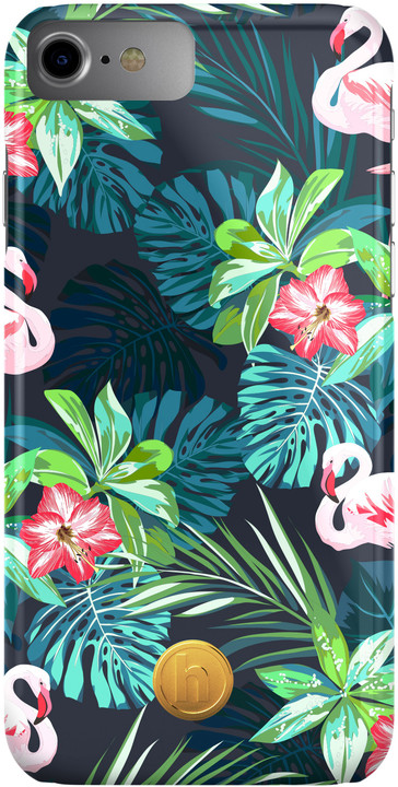 Holdit Case Appple Phone 6s,7,8 - Flamingo Bloom