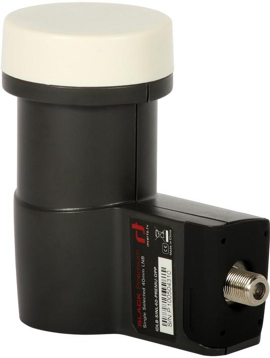 LNB konvertor Inverto Black Premium Single 0,2dB