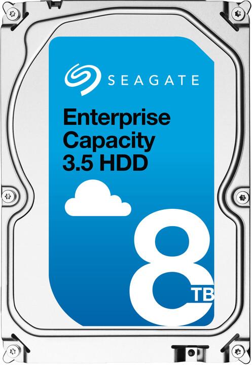 Seagate Enterprise SATA - 8TB