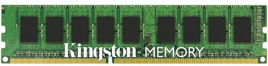 Kingston System Specific 8GB DDR3 1333 ECC Low Voltage brand HP