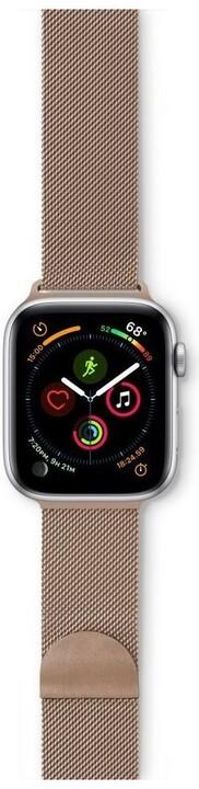 Epico milánský tah pro Apple Watch 32/44mm, zlatá