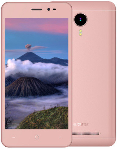 Aligator S5060 - 8GB, růžová