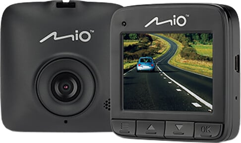 Mio MiVue C310, kamera do auta