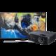 TV a projektory na splátky bez navýšení