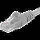 UTP kabel rovný (PC-HUB) kat.5e 0,5 m