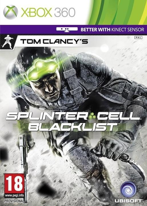 Splinter Cell: Blacklist (Xbox 360)