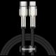 BASEUS kabel Cafule Series, USB-C - Lightning, M/M, nabíjecí, datový, 20W, 1m, černá