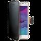 CELLY Wally pouzdro typu kniha pro Samsung Galaxy S6, PU kůže, černá