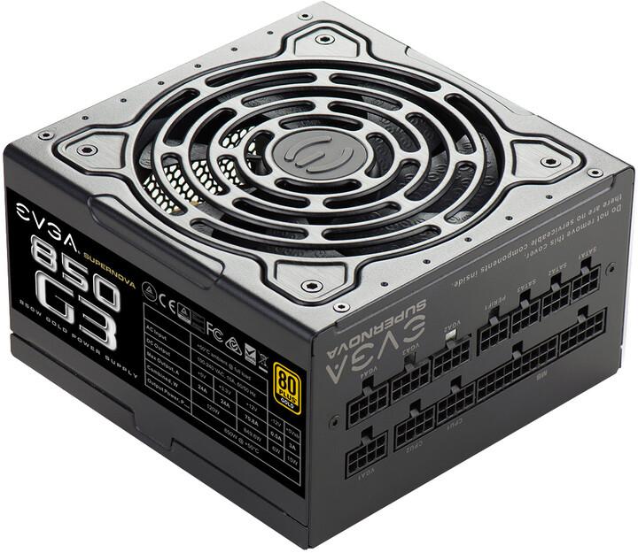 EVGA SuperNOVA 850 G3 850W