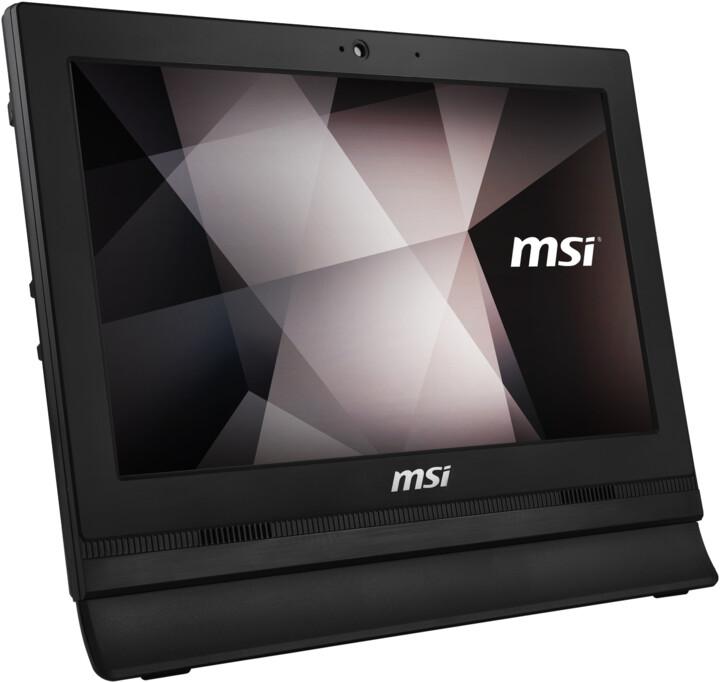 MSI Pro 16T 7M, černá