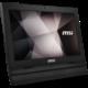 MSI Pro 16T 10M-001XEU, černá  + 100Kč slevový kód na LEGO (kombinovatelný, max. 1ks/objednávku) + Servisní pohotovost – vylepšený servis PC a NTB ZDARMA