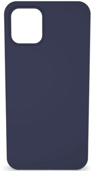 """EPICO silikonový kryt pro iPhone 12 Mini (5.4""""), tmavě modrá"""