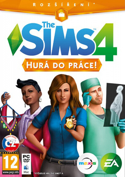 The Sims 4: Hurá do Práce - PC