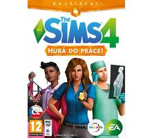 The Sims 4: Hurá do Práce (PC) - PC - 5030937112519