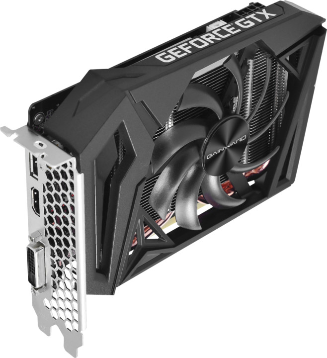 Gainward GeForce GTX 1660Ti Pegasus OC, 6GB GDDR6
