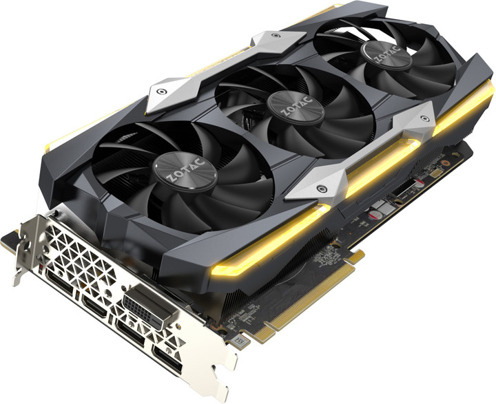 Zotac GeForce GTX 1080 Ti AMP Extreme Edition, 11GB GDDR5X