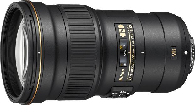 Nikon objektiv Nikkor 300mm F4E PF ED VR AF-S