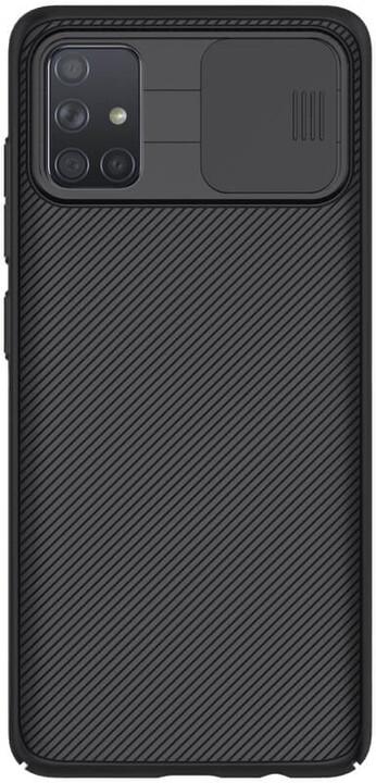Nillkin zadní kryt CamShield pro Samsung Galaxy A71, černá