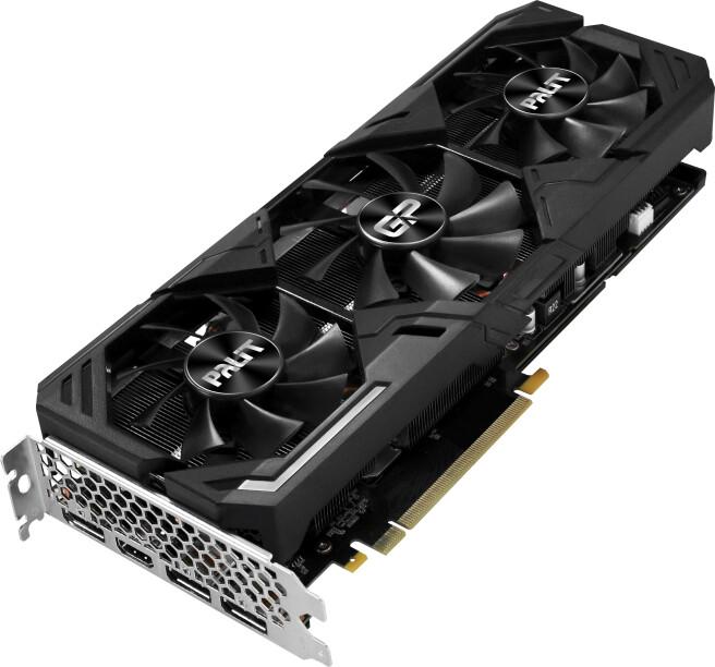 PALiT GeForce RTX 2070 Super GamingPro, 8GB GDDR6
