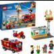 LEGO® City 60214 Záchrana burgrárny