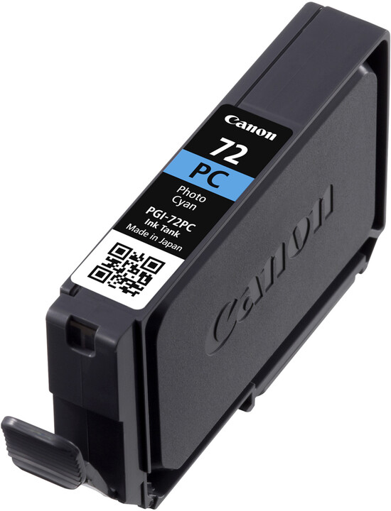 Canon PGI-72 PC, photo azurová