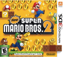 New Super Mario Bros. 2 (3DS) - 045496522575