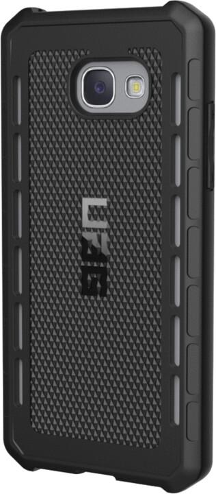 UAG Outback case Black, černá - Galaxy A5(2017)