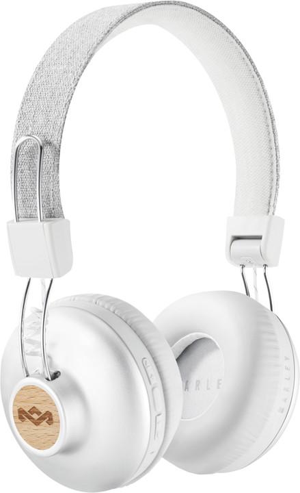 Marley Positive Vibration 2.0 Bluetooth, stříbrná