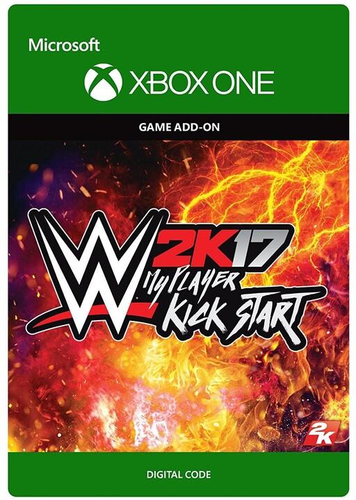 WWE 2K17 - MyPlayer Kick Start (Xbox ONE) - elektronicky