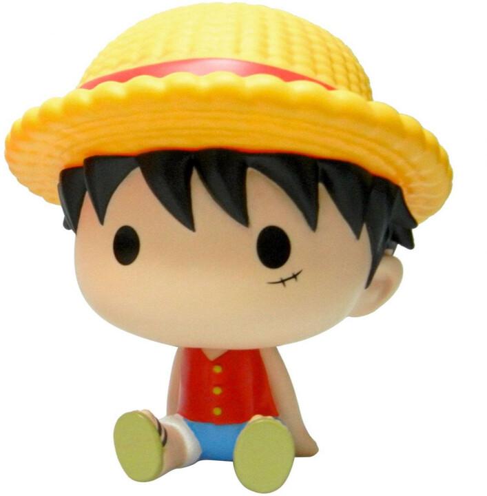 Pokladnička One Piece - Luffy