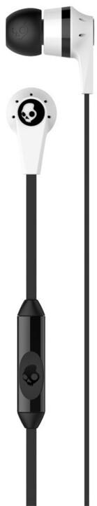 Skullcandy INKD 2.0, bílá/černá