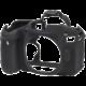 Easy Cover silikonový obal pro Canon 80D, černá